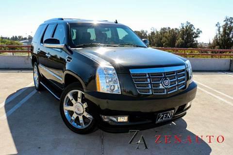 2011 Cadillac Escalade for sale at Zen Auto Sales in Sacramento CA