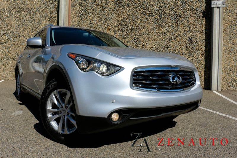 2010 Infiniti FX35 for sale at Zen Auto Sales in Sacramento CA
