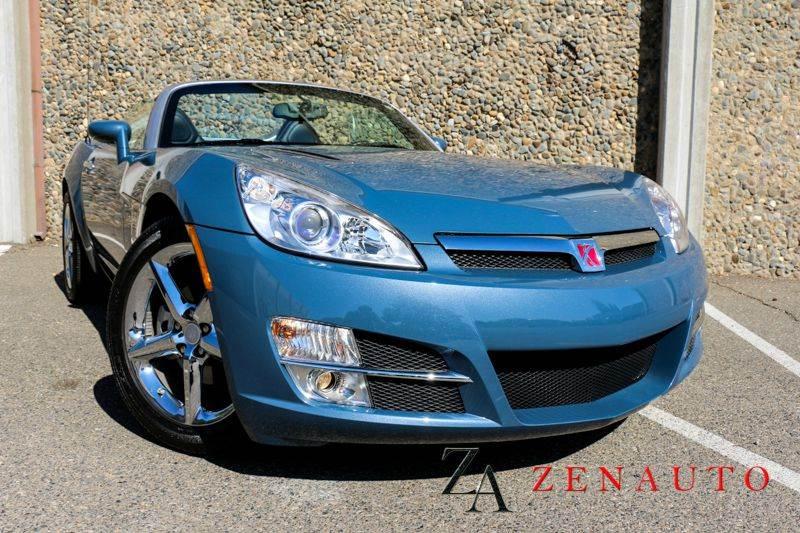 2008 Saturn SKY for sale at Zen Auto Sales in Sacramento CA