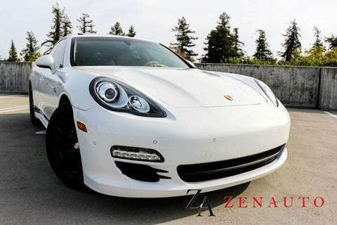 2011 Porsche Panamera for sale at Zen Auto Sales in Sacramento CA