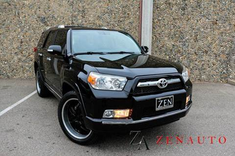 2010 Toyota 4Runner for sale at Zen Auto Sales in Sacramento CA