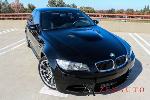 2011 BMW M3 for sale at Zen Auto Sales in Sacramento CA