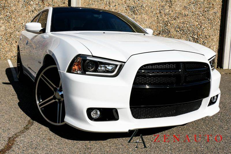 2012 Dodge Charger R T Max 4dr Sedan Custom Srt8 Kit 22 S 405 Hp