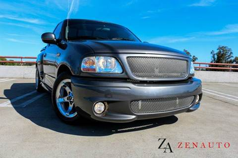 2004 Ford F-150 SVT Lightning for sale at Zen Auto Sales in Sacramento CA