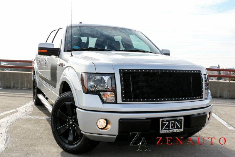 2012 ford f 150 fx2 4x2 4dr supercrew styleside 5 5 ft sb fx luxury pkg sport in sacramento ca. Black Bedroom Furniture Sets. Home Design Ideas