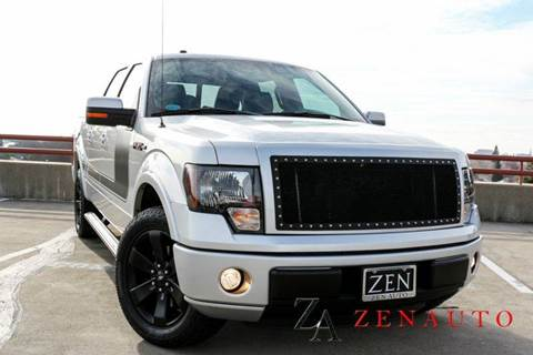 2012 Ford F-150 for sale at Zen Auto Sales in Sacramento CA