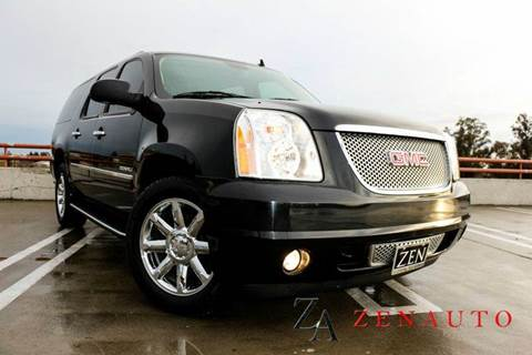 2011 GMC Yukon XL for sale at Zen Auto Sales in Sacramento CA