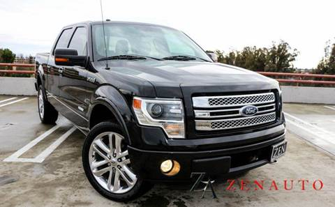 2013 Ford F-150 for sale at Zen Auto Sales in Sacramento CA