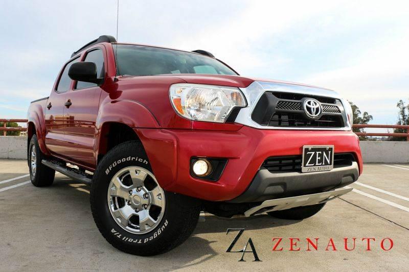 2012 Toyota Tacoma for sale at Zen Auto Sales in Sacramento CA