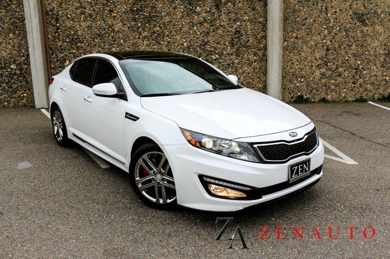 2013 kia optima sxl 4dr sedan in sacramento ca zen auto sales. Black Bedroom Furniture Sets. Home Design Ideas