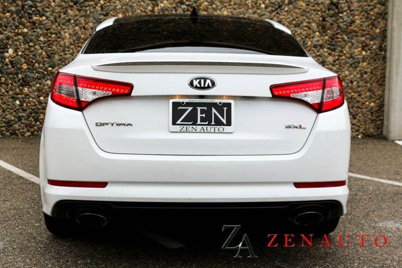 2013 kia optima sxl 4dr sedan in sacramento ca zen auto sales. Black Bedroom Furniture Sets. Home Design Ideas