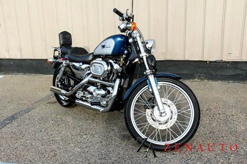 2000 Harley-Davidson Sportster XL 1200CC Screamin for sale at Zen Auto Sales in Sacramento CA