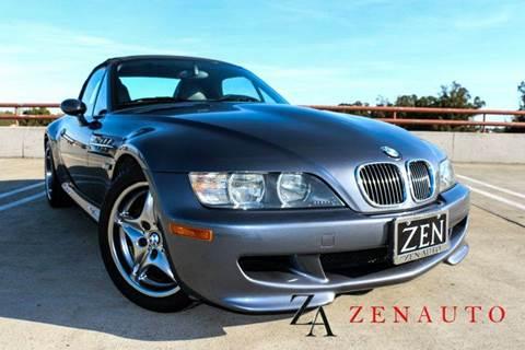 2002 BMW M for sale at Zen Auto Sales in Sacramento CA