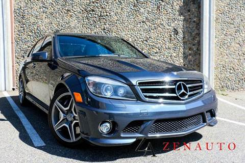 2011 Mercedes-Benz C-Class for sale at Zen Auto Sales in Sacramento CA