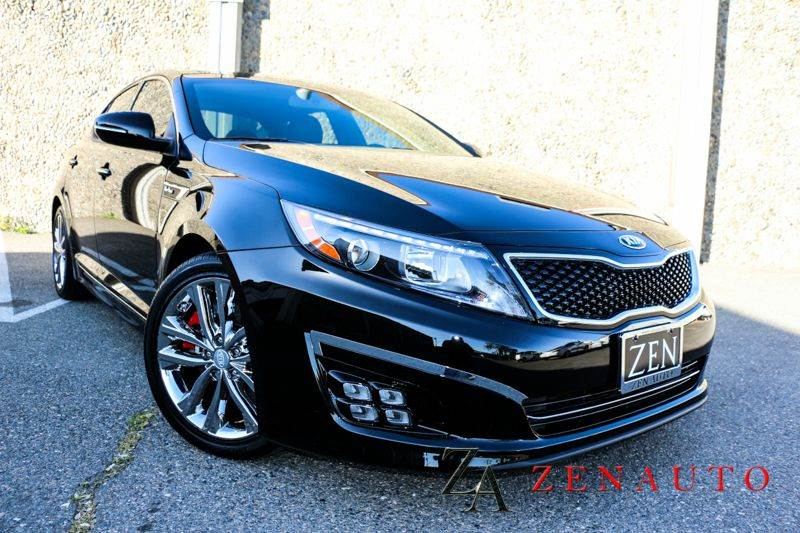 2014 kia optima sxl turbo 4dr sedan in sacramento ca zen auto sales. Black Bedroom Furniture Sets. Home Design Ideas
