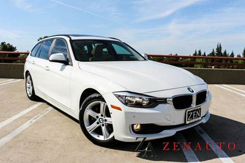 2014 BMW 3 Series for sale at Zen Auto Sales in Sacramento CA