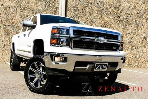 2014 Chevrolet Silverado 1500 for sale at Zen Auto Sales in Sacramento CA
