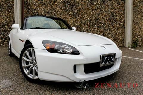 2006 Honda S2000 for sale at Zen Auto Sales in Sacramento CA