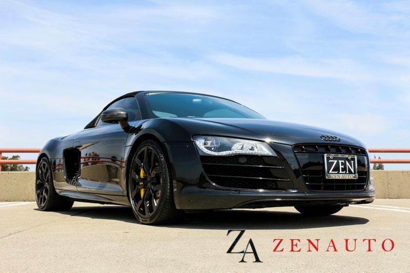2011 Audi R8 for sale at Zen Auto Sales in Sacramento CA