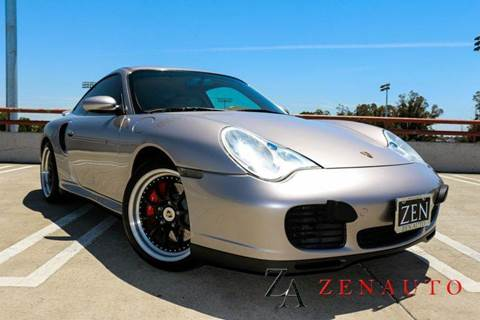 2001 Porsche 911 for sale at Zen Auto Sales in Sacramento CA