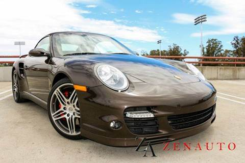 2008 Porsche 911 for sale at Zen Auto Sales in Sacramento CA
