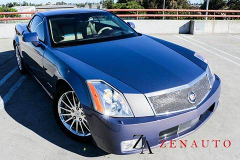 2007 Cadillac XLR for sale at Zen Auto Sales in Sacramento CA