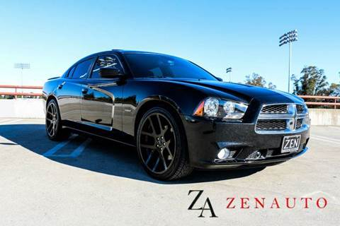 2014 Dodge Charger for sale at Zen Auto Sales in Sacramento CA