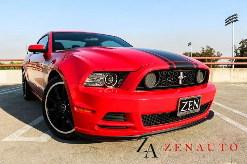 2013 Ford Mustang for sale at Zen Auto Sales in Sacramento CA