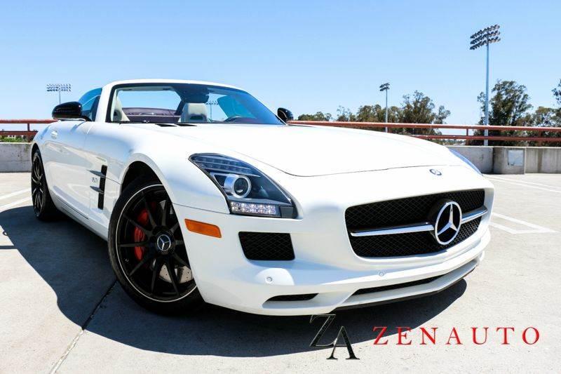 2013 Mercedes-Benz SLS AMG for sale at Zen Auto Sales in Sacramento CA