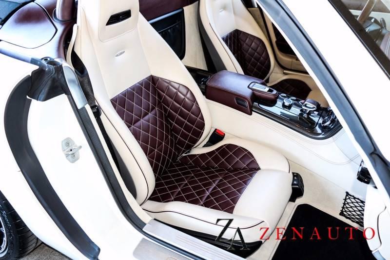 2013 Mercedes-Benz SLS AMG GT 2dr Convertible - Sacramento CA