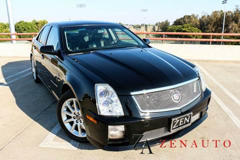 2006 Cadillac STS-V for sale at Zen Auto Sales in Sacramento CA