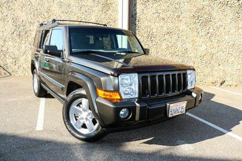 2006 Jeep Commander for sale at Zen Auto Sales in Sacramento CA
