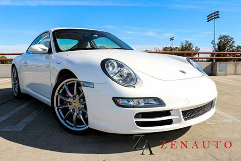 2006 Porsche 911 for sale at Zen Auto Sales in Sacramento CA
