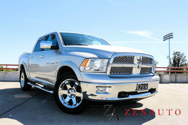2012 RAM Ram Pickup 1500 for sale at Zen Auto Sales in Sacramento CA