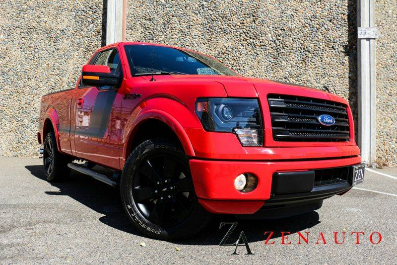 2014 ford f 150 fx2 4x2 2dr regular cab styleside 6 5 ft sb tremor in sacramento ca zen auto. Black Bedroom Furniture Sets. Home Design Ideas