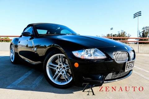 2006 BMW Z4 M for sale at Zen Auto Sales in Sacramento CA