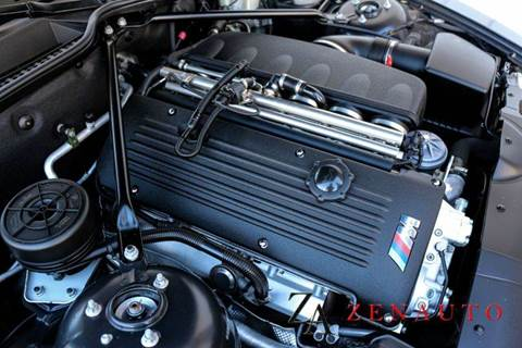 2006 bmw z4 m engine
