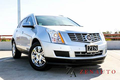 2014 Cadillac SRX for sale at Zen Auto Sales in Sacramento CA