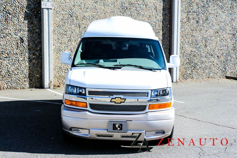 2014 Chevrolet Express Passenger Extended 9 Conversion
