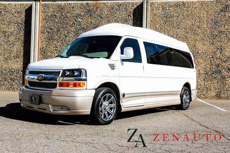 2014 Chevrolet Express Passenger Extended 9 Conversion