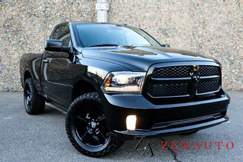 2014 RAM Ram Pickup 1500 for sale at Zen Auto Sales in Sacramento CA