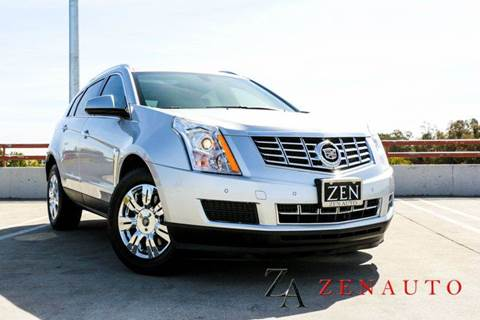 2016 Cadillac SRX for sale at Zen Auto Sales in Sacramento CA