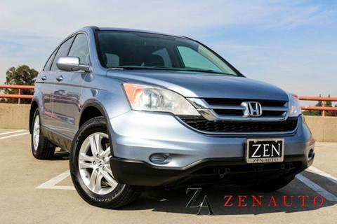 2011 Honda CR-V for sale at Zen Auto Sales in Sacramento CA