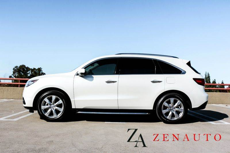 2014 acura mdx sh awd w advance w res 4dr suv and. Black Bedroom Furniture Sets. Home Design Ideas