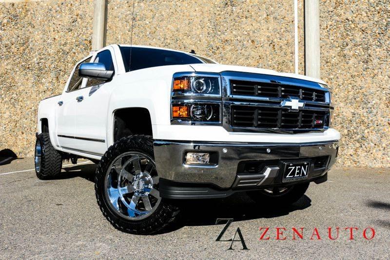 2014 chevy silverado ltz z71 4x4 double cab gallery