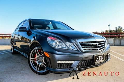 2013 Mercedes-Benz E-Class for sale at Zen Auto Sales in Sacramento CA