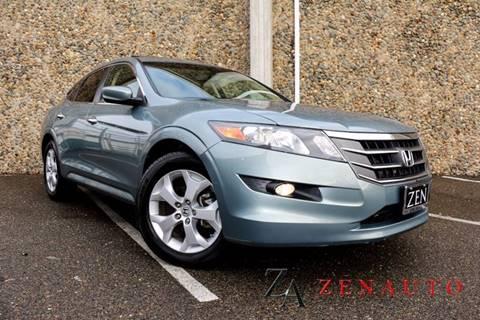 2010 Honda Accord Crosstour for sale at Zen Auto Sales in Sacramento CA