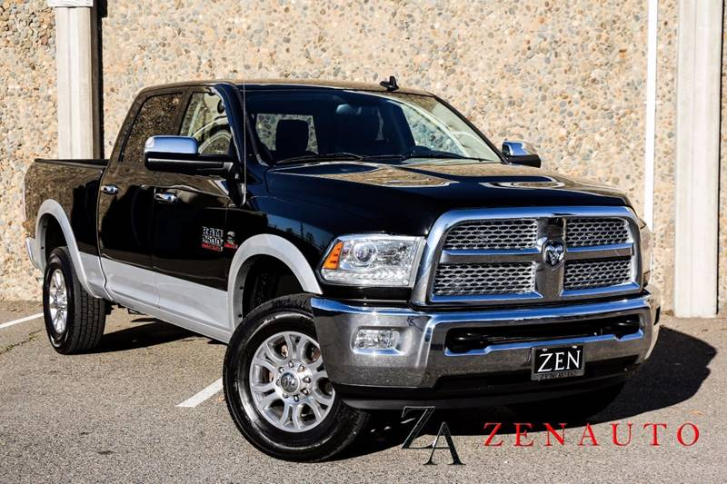 2015 RAM Ram Pickup 2500 for sale at Zen Auto Sales in Sacramento CA