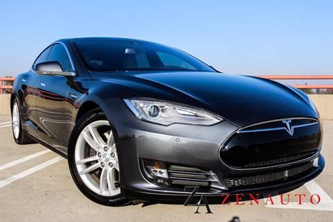 2015 Tesla Model S for sale at Zen Auto Sales in Sacramento CA
