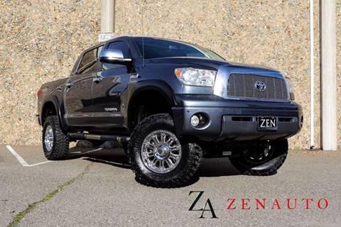 2008 Toyota Tundra for sale at Zen Auto Sales in Sacramento CA